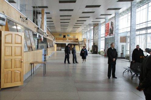 Аэропорт Победилово - Page