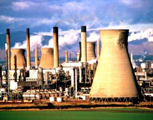 Антропогенное загрязнение почв