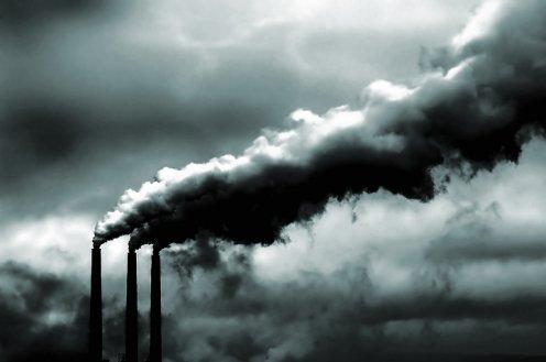 Доклад: Загрязнение атмосферы