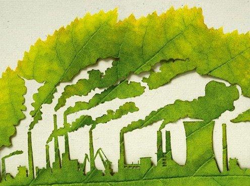 в защиту окружающей среды
