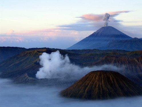 Вулканы тормозят глобальное
