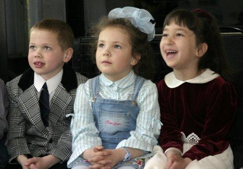 детей дошкольного возраста