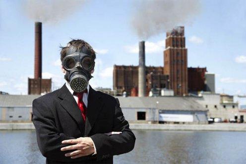 Воздействие загрязнений